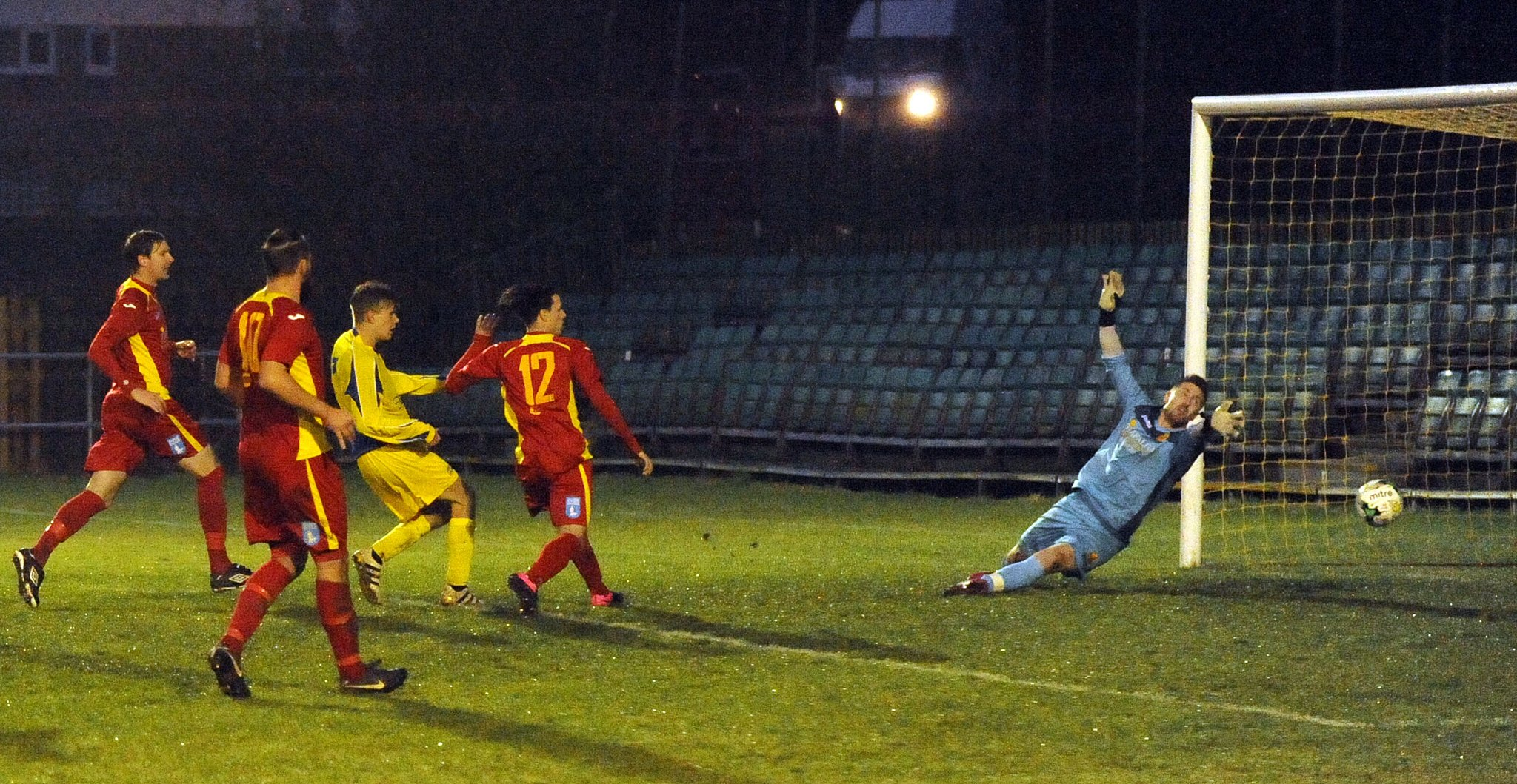 Weekend: Binfield draw and last minute winner knocks Ascot United out of FA Vase