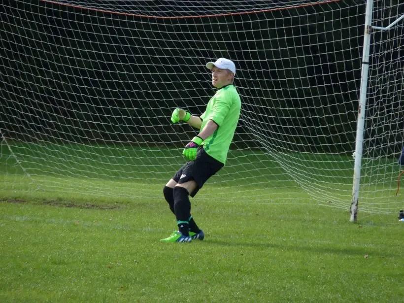 Bracknell Forest FC goalkeeper Paul Brady. Photo: pitchero.com/clubs/bracknellforestfc2015