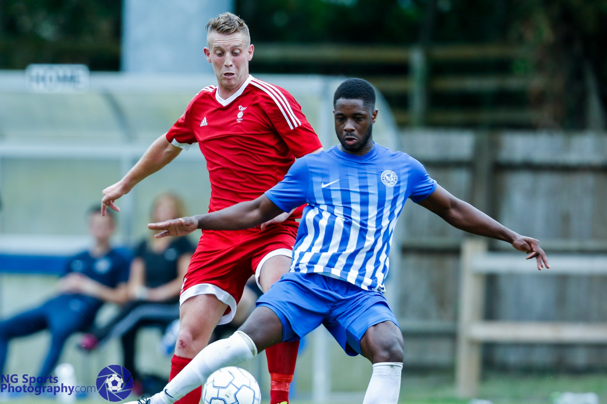 Weekend: Bracknell Town's final 'home' game, Woodley and Finchampstead try again