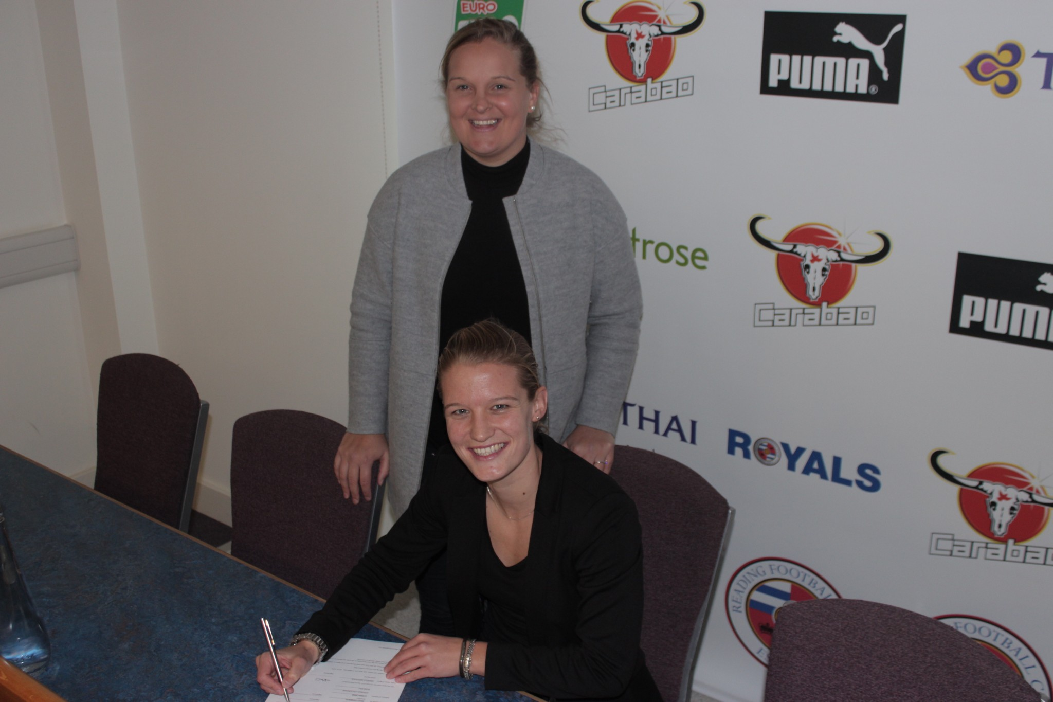 Is Mandy Van Den Berg a positive sign(ing) of things to come for Reading FC Women?