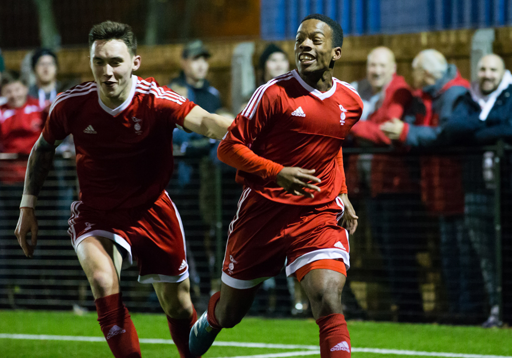 Bracknell Town make Floodlit Cup quarter finals but Ascot United crash out