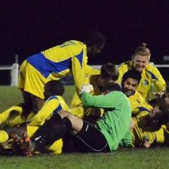 FA Vase, Sky Sports and the FA Cup – the Lamb & McGrotty era at Ascot United FC