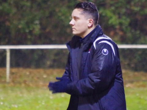 Ellis Woods stepping down from Binfield FC role
