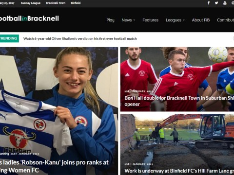 FootballinBracknell is looking for new contributors – writing, photos and video
