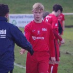 George Armstrong becomes 40th youth player to make senior debut at Binfield FC