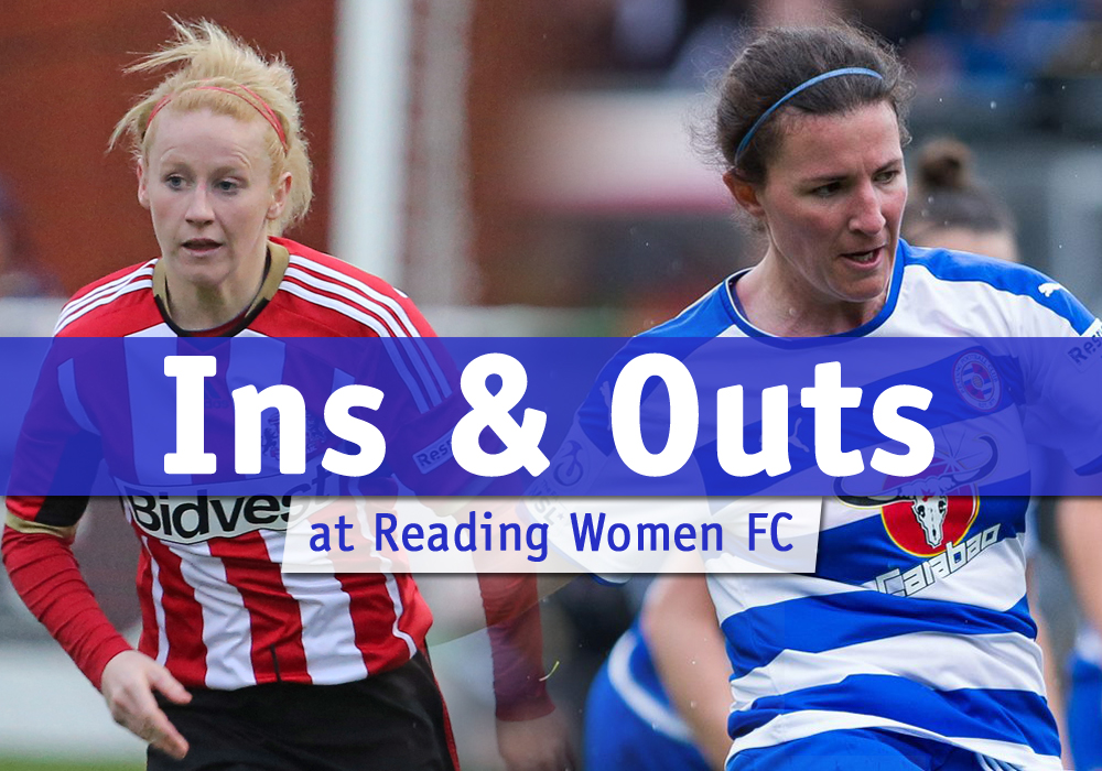 Ins and Outs: Transfer news from Reading Women FC