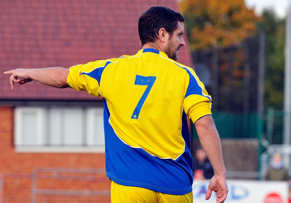 Lamb & McGrotty: Ex-players and rival managers lead tributes to departing Ascot United FC duo