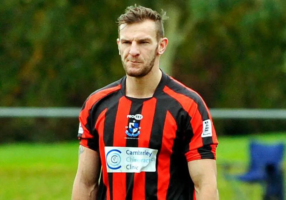 Finchampstead boss hails stand in goalkeeper Sam Green