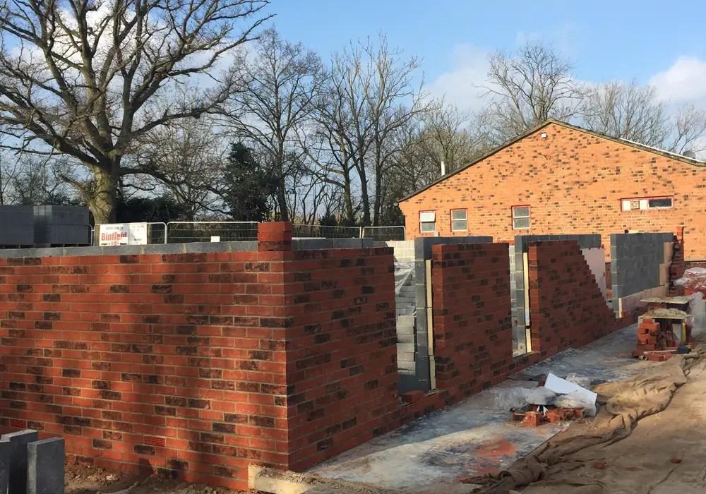 Visible signs of progress at Binfield Football Club development