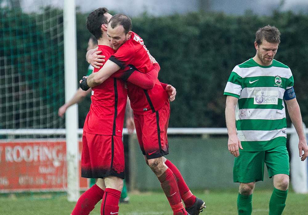 Binfield and Woodley United complete semi-final heroics in weekend action