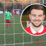 Jack Broome in goal for Binfield win and Tom Skidmore wins it for Wokingham & Emmbrook