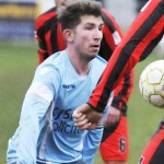 Jake Nicholls winners see's Woodley United into Floodlit Cup third round