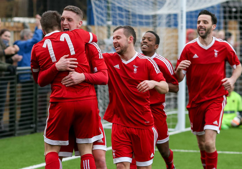 Bracknell Town learn Hellenic League Cup semi final opponents