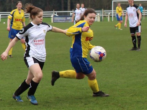 Ascot United Ladies win promotion to Southern Region Women's Premier Division