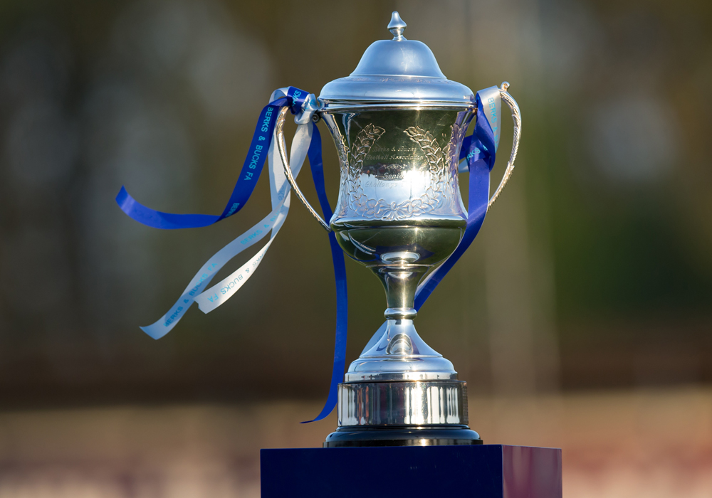 Berks & Bucks County FA release draw for Senior Trophy first round