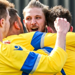 Watch highlights of Woodley United's County Cup win