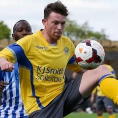 Danny Horscroft makes Binfield FC return