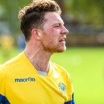 Woodley United's FA Cup dream ends but Horscroft goal is a highlight