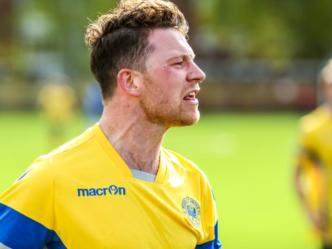Dan Horscroft strike sends Woodley United up to 12th and Binfield seal late point at home