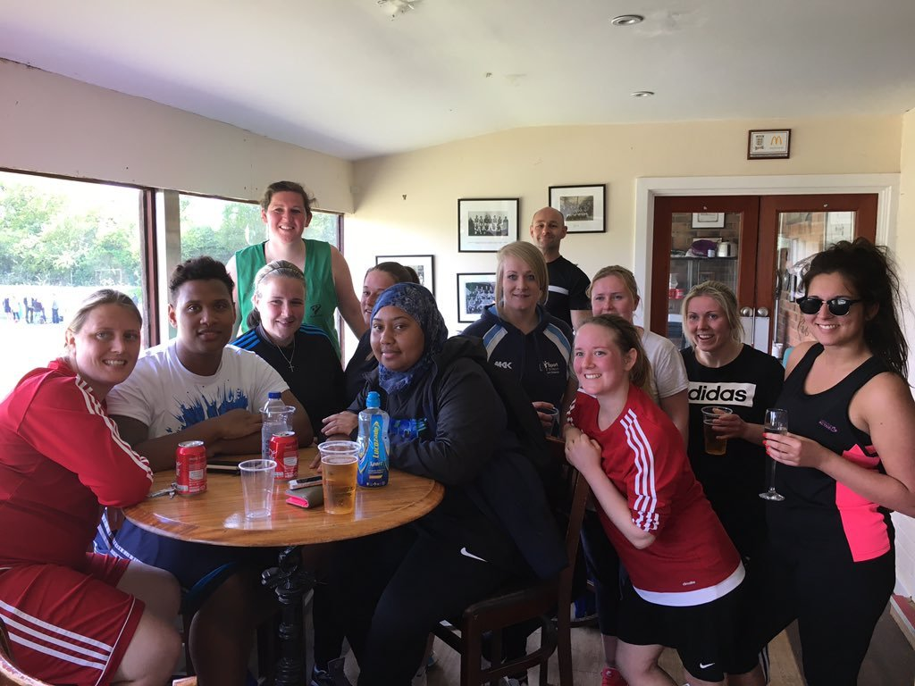 Binfield and Ascot United Ladies sides elected to Thames Valley Women's League