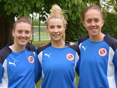 Reading Women make triple Notts County swoop