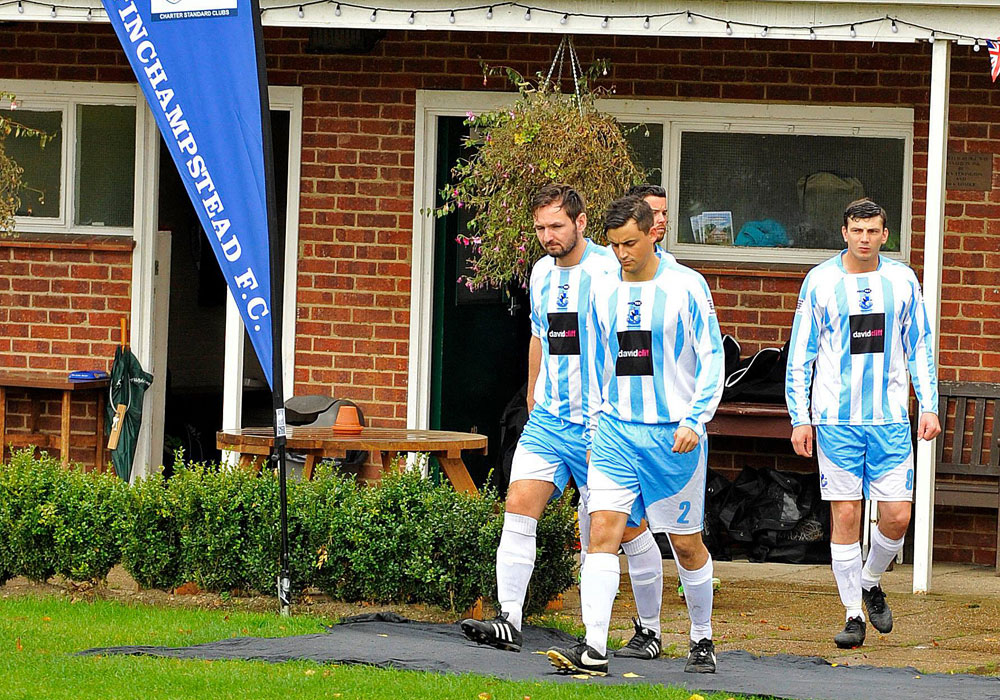 'Not sure this level of football has the right priorities at times' – reaction to Finchampstead news