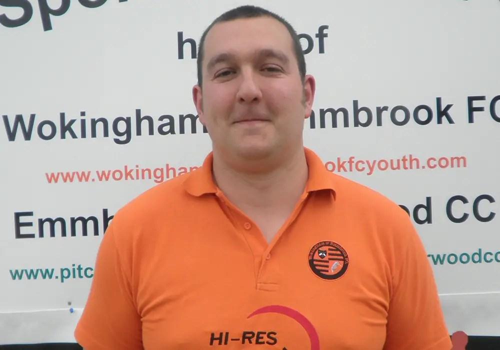 Wokingham & Emmbrook confirm first team manager