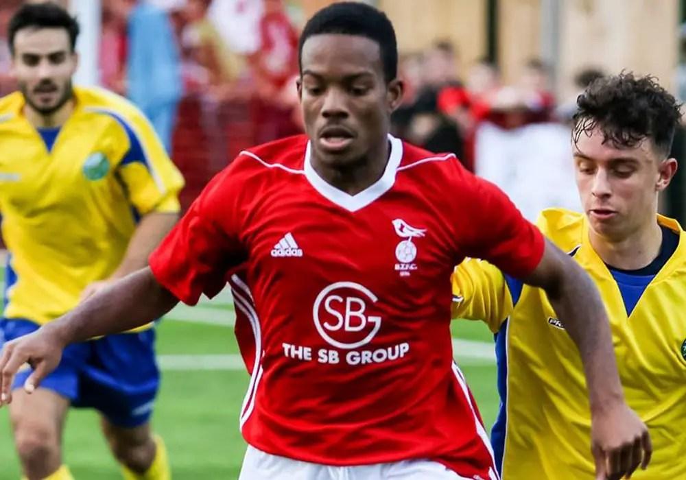 Bracknell Town FC take huge step toward Hellenic League Premier promotion