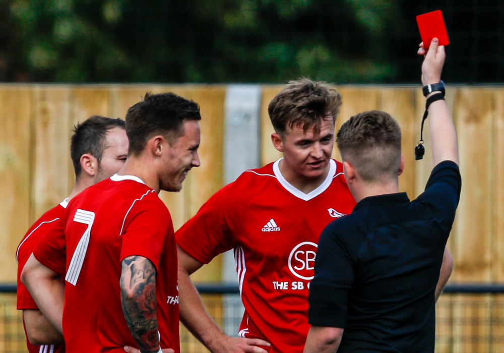 Media: Tallentire admits Bracknell Town gambled in FA Cup and Herridge praises Moles
