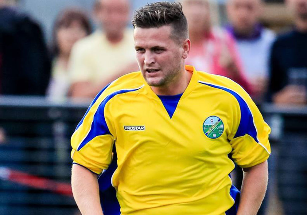 Rob Lazarczuk on target for Windsor and all the weekend friendly results