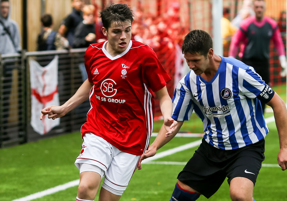 FA Cup: Wins for Bracknell Town and Binfield and Danny Horscroft scores Woodley's first cup goal