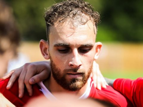 Liam Ferdinand impresses in first Hungerford Town fixture