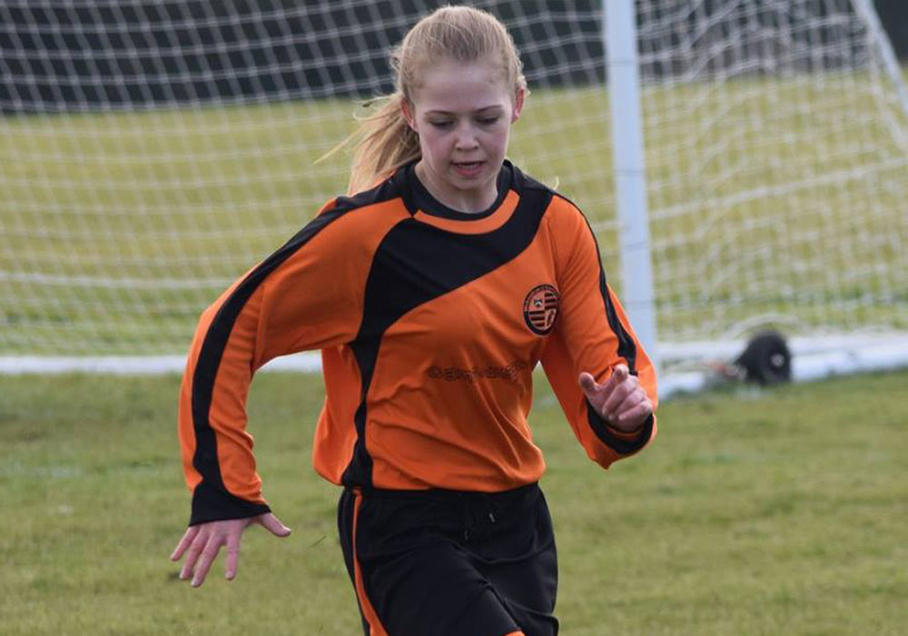 Lauren Evans stars as Wokingham & Emmbrook win first ever home fixture