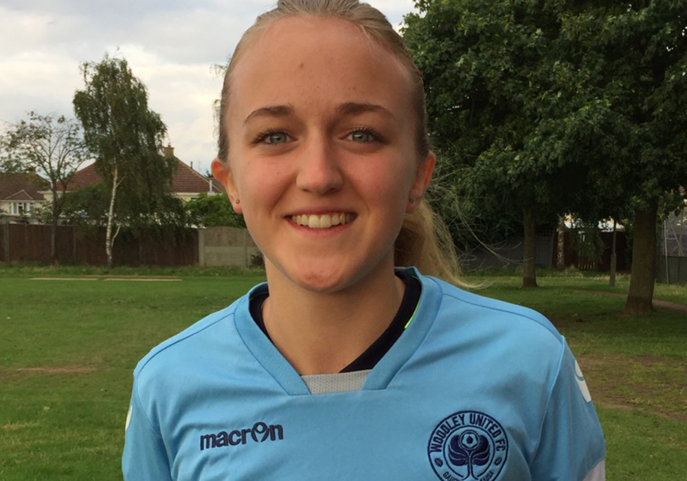 Hamblin and Page-Smith on target for Woodley United Ladies in derby win while Wilson hits another brace for Binfield