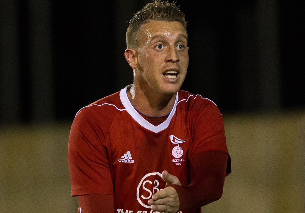 Reports: TJ Bohane's Bracknell Town move is now permanent