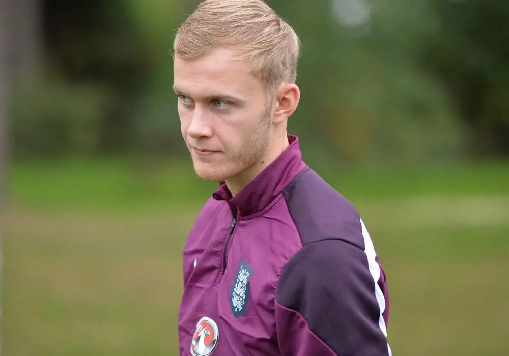 Sam Barratt included in 16 man England C squad