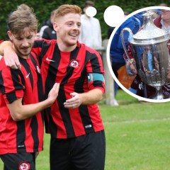 Book a place on Sandhurst Town's FA Vase fun-bus this weekend