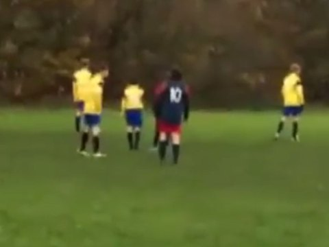 Bracknell Athletic youngster Archie O'Dwyer bags early 'goal of the season' contender