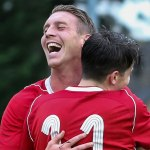 TJ double and Cornell hat trick in Bracknell Town rout and Charlie Oakley hits four for Sandhurst Town