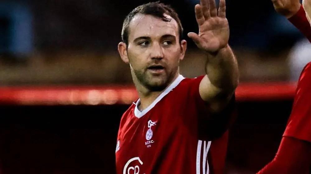 Jamie McClurg signs for Hellenic League Premier Binfield