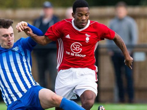 Kensley Maloney has announced he is leaving Bracknell Town