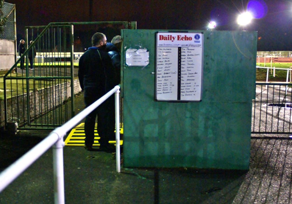 Blackfield & Langley's Gang Warily ground. Photo: Laurence Reade.