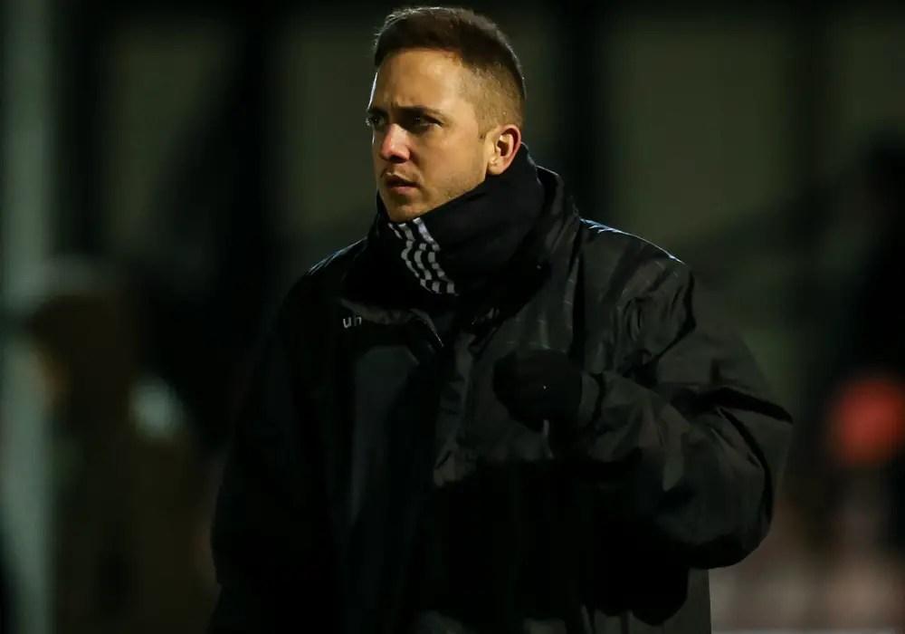 Woodley United's James Anderson on the Kestrels big home challenge