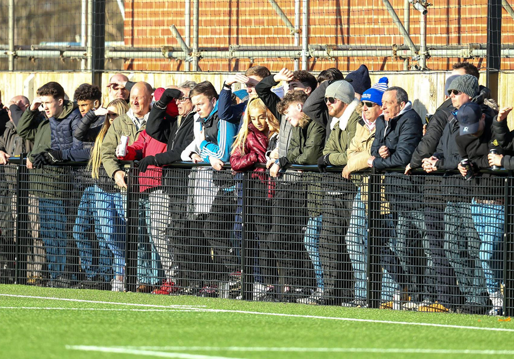 Hellenic League Premier Division average attendances for 2017/18