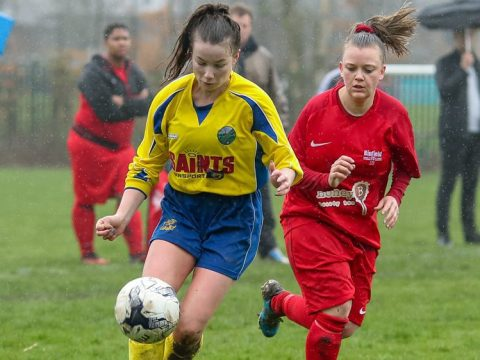 All the Women's football player registrations 4/12/2019 to 11/12/2019