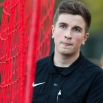 Ollie Kaya on being a young referee, dealing with stick and his big ambitions