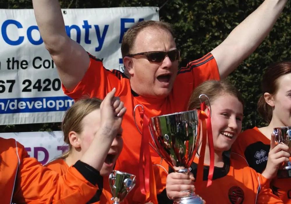 John Lilley nominated for Bracknell Football Award