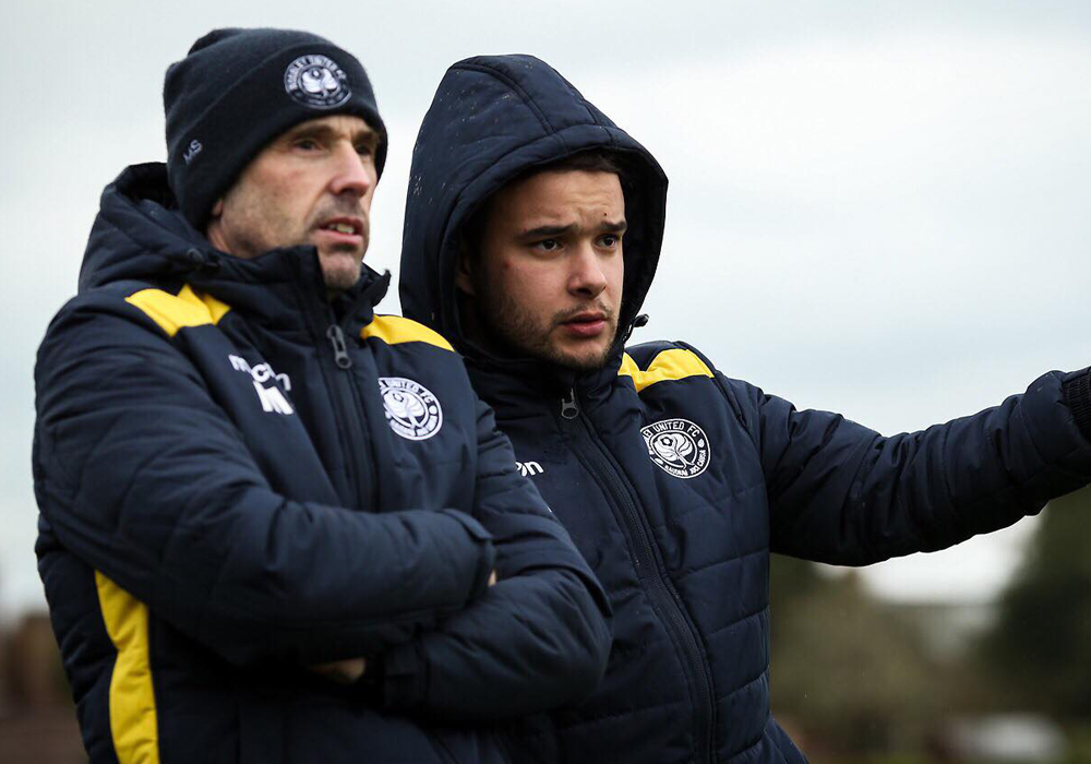 Marc Surtees and Nuno Antunes nominated in Manager of the Season category