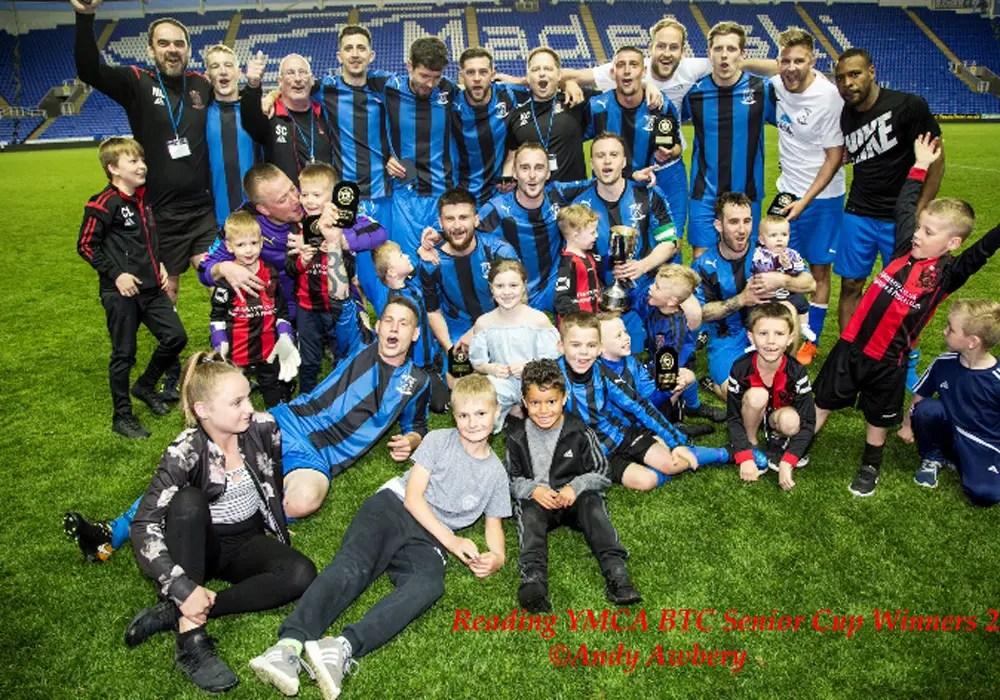 The Thames Valley Premier League side on 58 game unbeaten streak