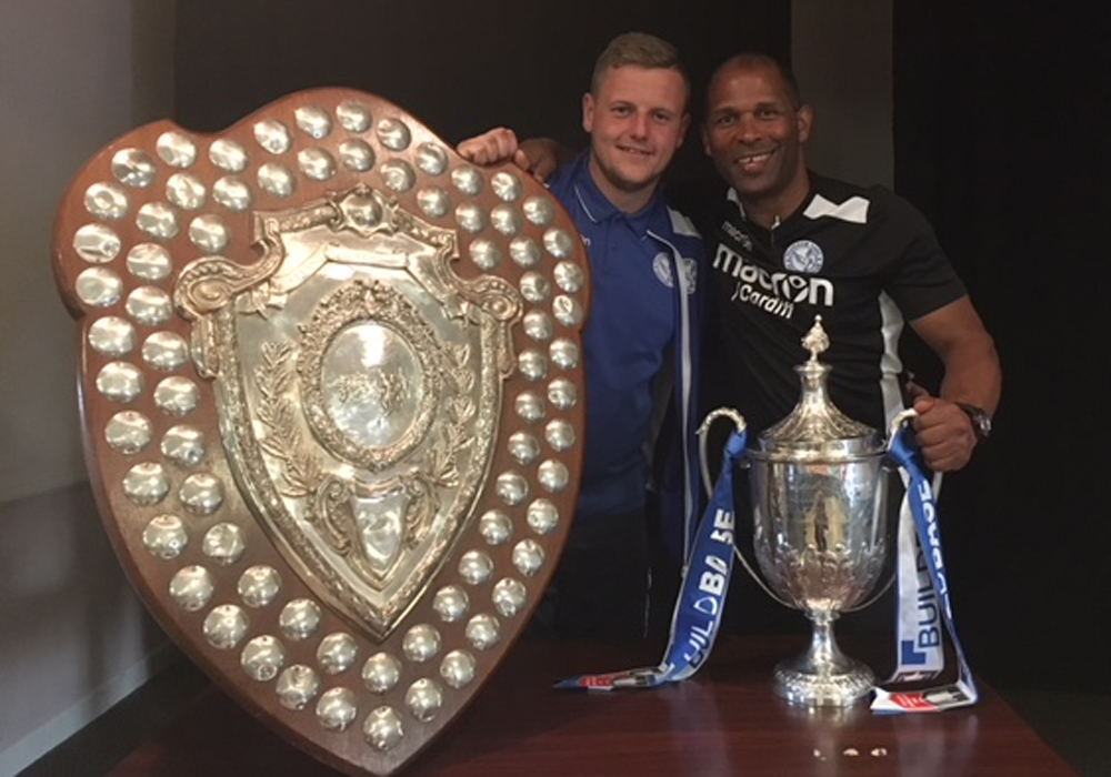 A huge congratulations to Thatcham Town – the FA Vase winners